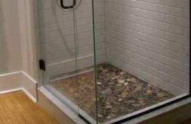 Steam Shower Floor