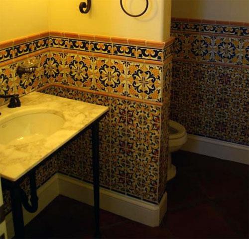 Bathroom design ideas mosaic home decorating for Bath remodel gig harbor