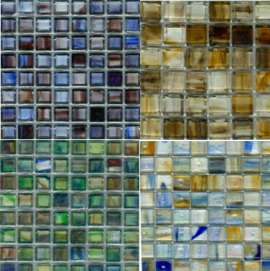 Glass Tile Options