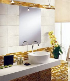Tile Bathroom Idea